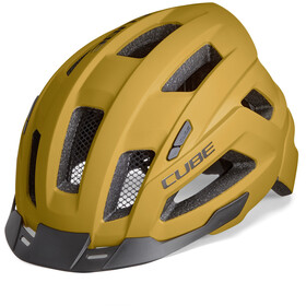 Cube Cinity Casque, curry